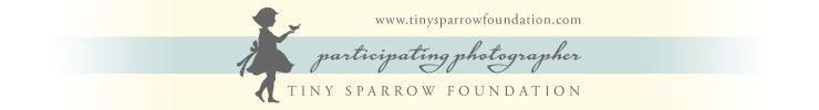 Tiny Sparrow Foundation - Participating Photographer
