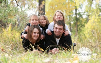 Family Portraits:  Zitnik Family