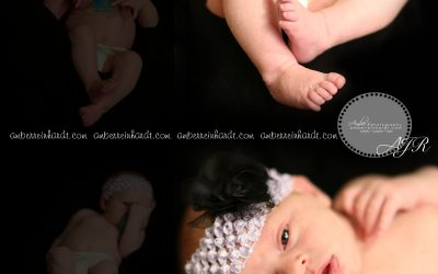 Kallie's Newborn Session