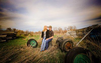 Kaesha + Ryan | Montana Photographer | Billings, MT