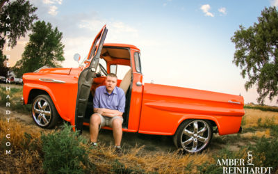 Kyle | Class of 2018 | Montana Photographer | Billings, MT